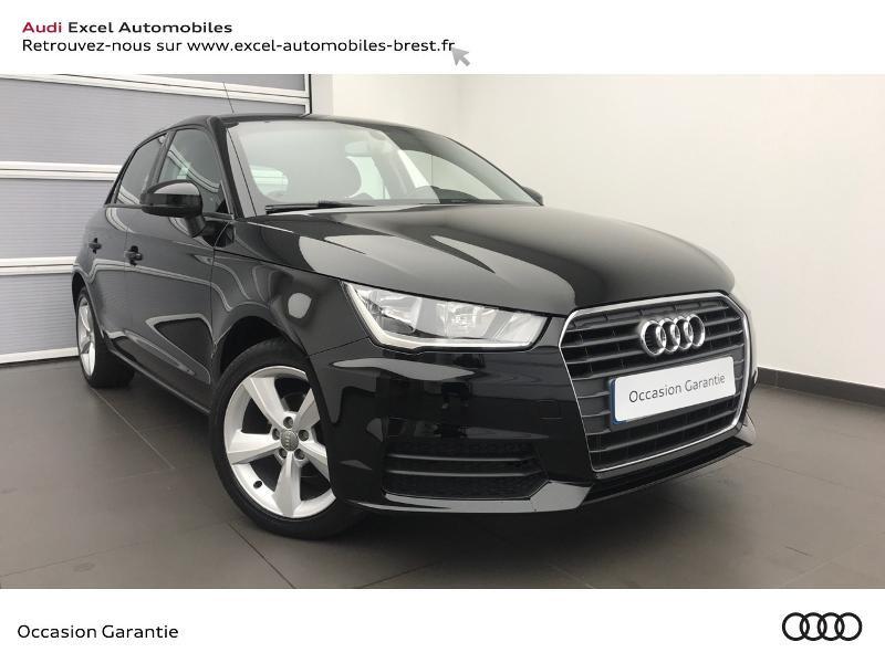 Audi A1 Sportback 1.4 TDI 90ch ultra Ambiente Diesel NOIR BRILLANT VERNI Occasion à vendre