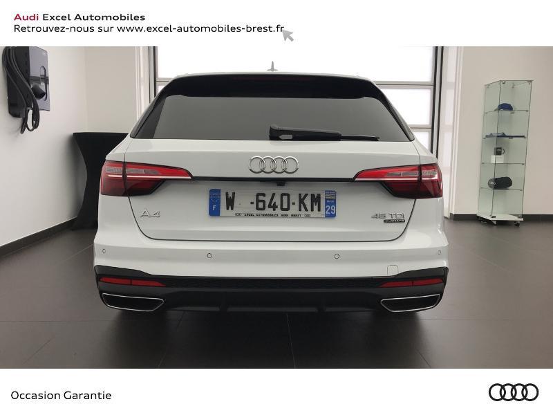 Photo 5 de l'offre de AUDI A4 Avant 45 TDI 231ch S line quattro tiptronic 8 à 43990€ chez Excel Automobiles – Audi Brest