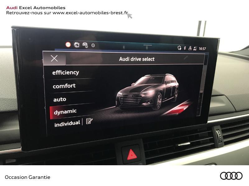 Photo 13 de l'offre de AUDI A4 Avant 45 TDI 231ch S line quattro tiptronic 8 à 43990€ chez Excel Automobiles – Audi Brest