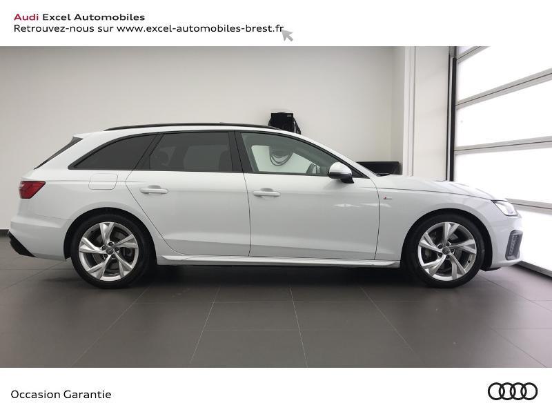 Photo 3 de l'offre de AUDI A4 Avant 45 TDI 231ch S line quattro tiptronic 8 à 43990€ chez Excel Automobiles – Audi Brest