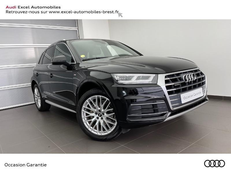 Audi Q5 2.0 TDI 190ch S line quattro S tronic 7 Diesel NOIR MYTHIC Occasion à vendre