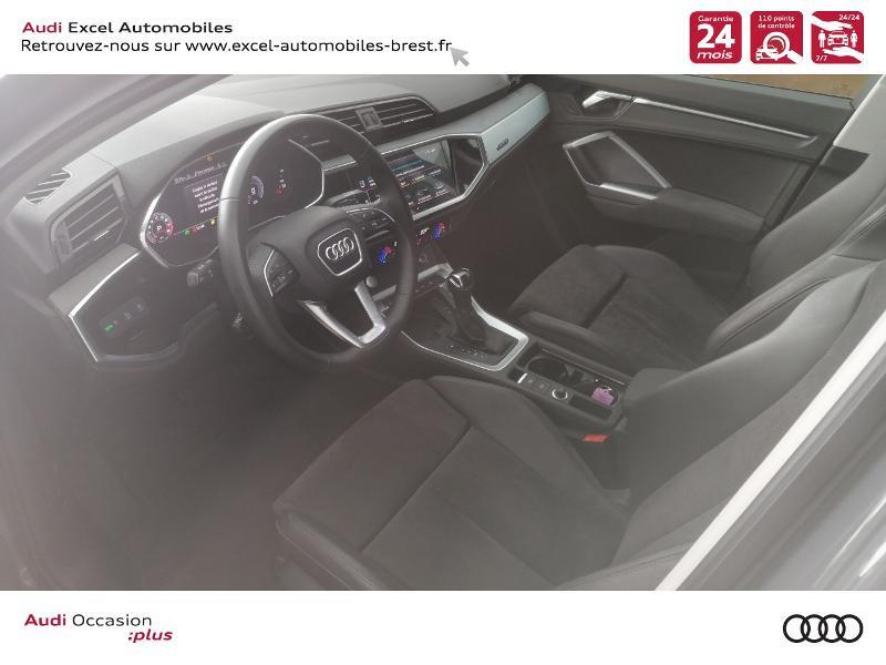 Photo 7 de l'offre de AUDI Q3 45 TFSI 230ch Design Luxe quattro S tronic 7 à 46990€ chez Excel Automobiles – Audi Brest