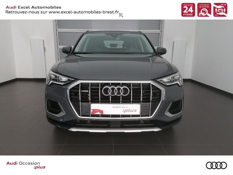 Photo 2 de l'offre de AUDI Q3 45 TFSI 230ch Design Luxe quattro S tronic 7 à 46990€ chez Excel Automobiles – Audi Brest