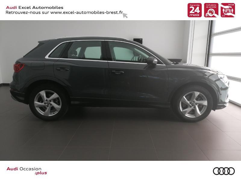 Photo 3 de l'offre de AUDI Q3 45 TFSI 230ch Design Luxe quattro S tronic 7 à 46990€ chez Excel Automobiles – Audi Brest