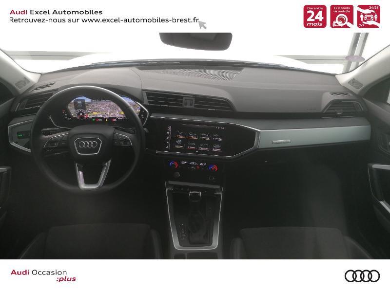Photo 6 de l'offre de AUDI Q3 45 TFSI 230ch Design Luxe quattro S tronic 7 à 46990€ chez Excel Automobiles – Audi Brest