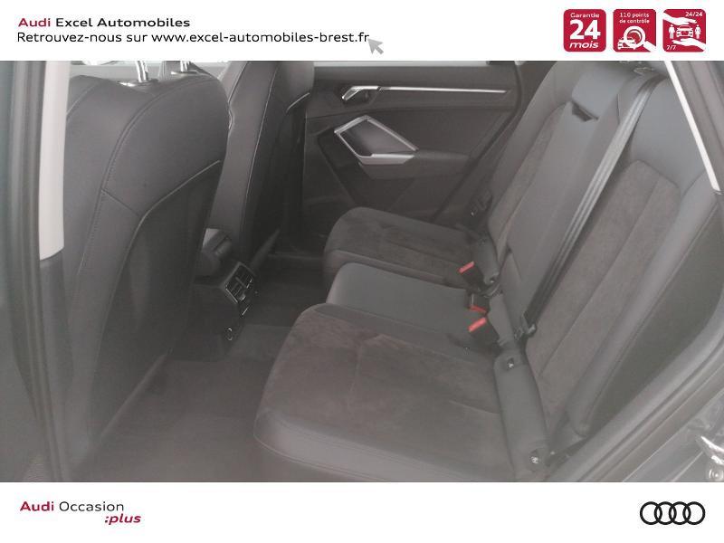 Photo 8 de l'offre de AUDI Q3 45 TFSI 230ch Design Luxe quattro S tronic 7 à 46990€ chez Excel Automobiles – Audi Brest