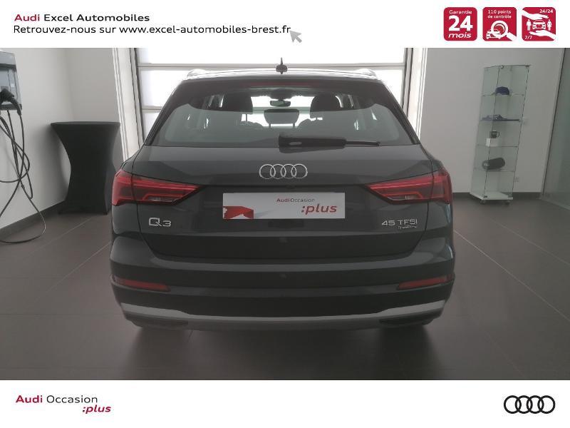 Photo 5 de l'offre de AUDI Q3 45 TFSI 230ch Design Luxe quattro S tronic 7 à 46990€ chez Excel Automobiles – Audi Brest
