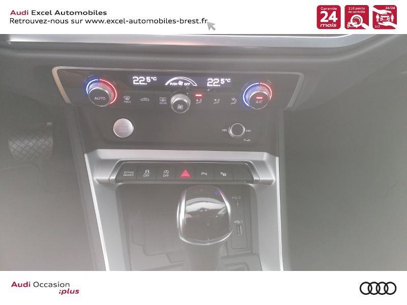 Photo 12 de l'offre de AUDI Q3 45 TFSI 230ch Design Luxe quattro S tronic 7 à 46990€ chez Excel Automobiles – Audi Brest