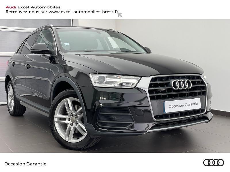 Audi Q3 2.0 TDI 184ch Ambition Luxe quattro S tronic 7 Diesel NOIR MYTHIC METALLISE Occasion à vendre