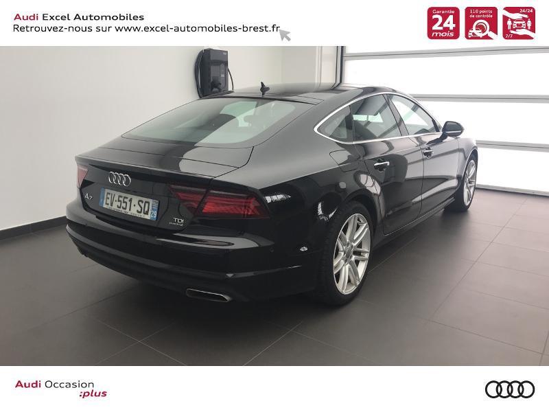Photo 4 de l'offre de AUDI A7 Sportback 3.0 V6 TDI 272ch Ambition Luxe quattro S tronic 7 à 40990€ chez Excel Automobiles – Audi Brest