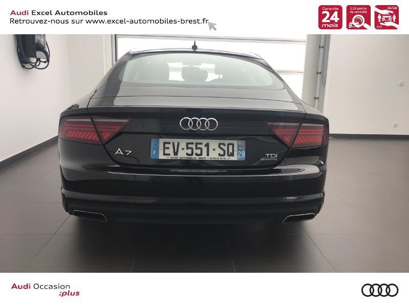 Photo 5 de l'offre de AUDI A7 Sportback 3.0 V6 TDI 272ch Ambition Luxe quattro S tronic 7 à 40990€ chez Excel Automobiles – Audi Brest