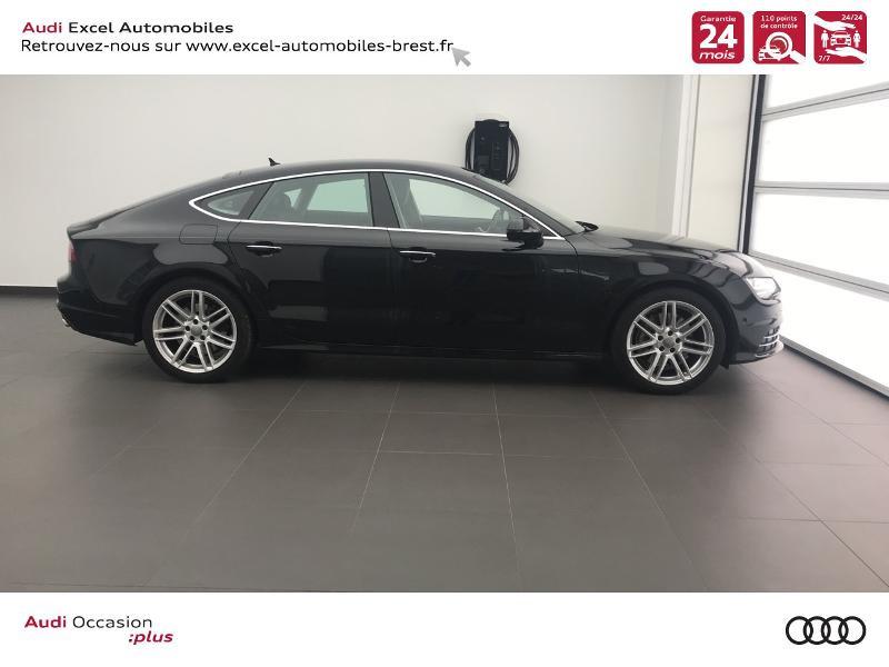 Photo 3 de l'offre de AUDI A7 Sportback 3.0 V6 TDI 272ch Ambition Luxe quattro S tronic 7 à 40990€ chez Excel Automobiles – Audi Brest