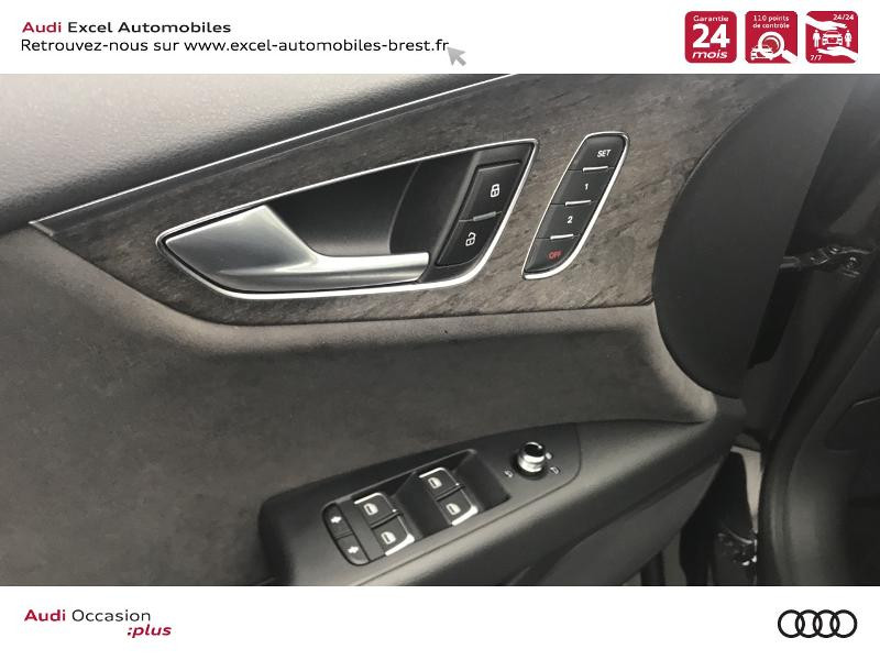 Photo 15 de l'offre de AUDI A7 Sportback 3.0 V6 TDI 272ch Ambition Luxe quattro S tronic 7 à 40990€ chez Excel Automobiles – Audi Brest