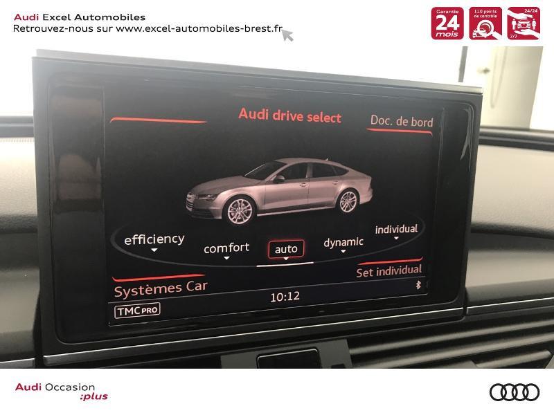 Photo 13 de l'offre de AUDI A7 Sportback 3.0 V6 TDI 272ch Ambition Luxe quattro S tronic 7 à 40990€ chez Excel Automobiles – Audi Brest