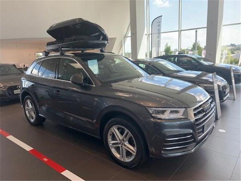 Photo 1 de l'offre de AUDI Q5 40 TDI 190 S TRONIC 7 QUATTRO à 52990€ chez Excel Automobiles – Audi Brest