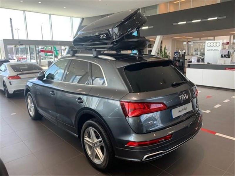 Photo 6 de l'offre de AUDI Q5 40 TDI 190 S TRONIC 7 QUATTRO à 52990€ chez Excel Automobiles – Audi Brest