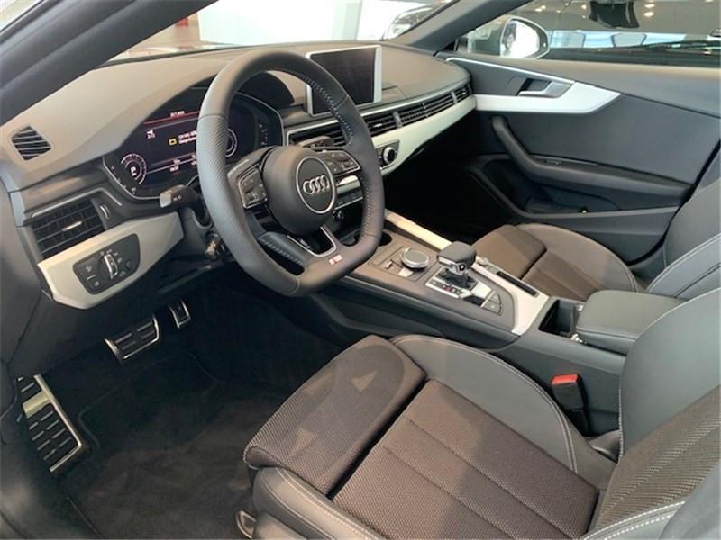 Photo 4 de l'offre de AUDI A5 2.0 TFSI 190 S TRONIC 7 à 46990€ chez Excel Automobiles – Audi Brest