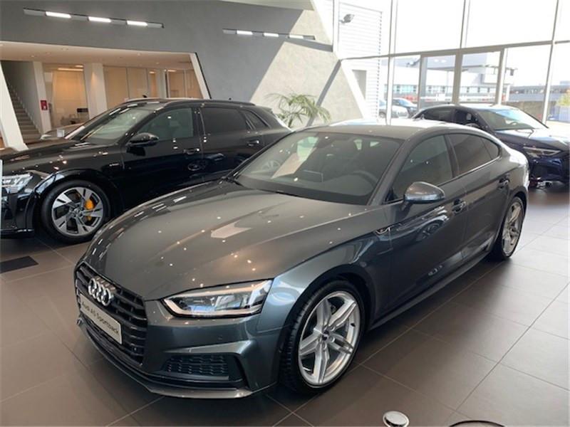 Photo 2 de l'offre de AUDI A5 2.0 TFSI 190 S TRONIC 7 à 46990€ chez Excel Automobiles – Audi Brest