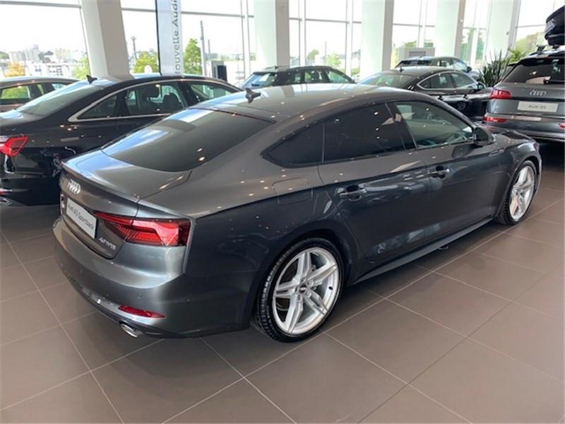 Photo 7 de l'offre de AUDI A5 2.0 TFSI 190 S TRONIC 7 à 46990€ chez Excel Automobiles – Audi Brest