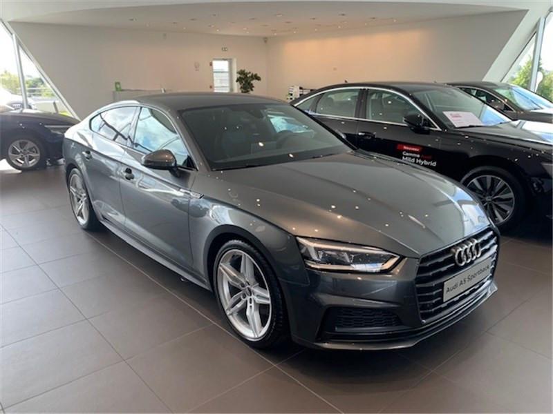 Audi A5 2.0 TFSI 190 S TRONIC 7 Essence sans plomb GRIS DAYTONA Occasion à vendre