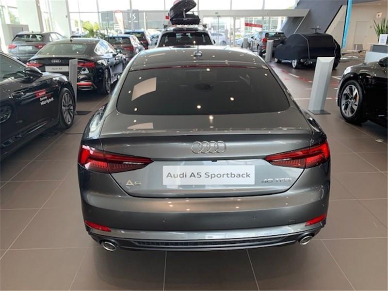 Photo 6 de l'offre de AUDI A5 2.0 TFSI 190 S TRONIC 7 à 46990€ chez Excel Automobiles – Audi Brest