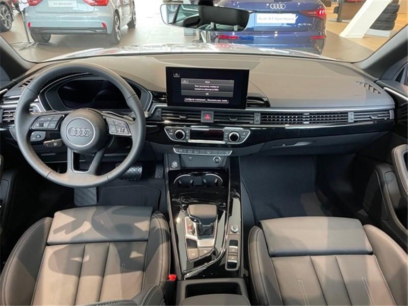Photo 4 de l'offre de AUDI A5 40 TFSI 204 S TRONIC 7 à 58490€ chez Excel Automobiles – Audi Brest