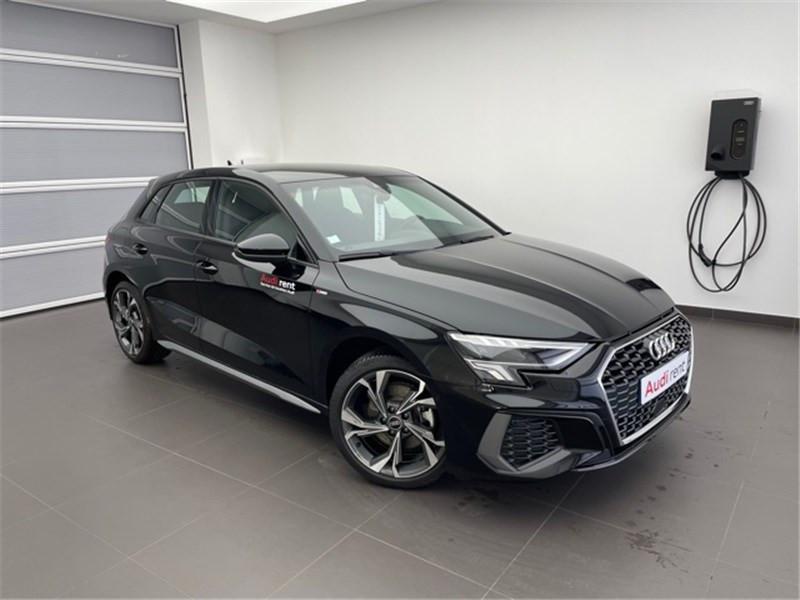 Audi A3/S3 35 TDI 150 S TRONIC 7 Diesel Peinture métallisée Noir Mythic Occasion à vendre