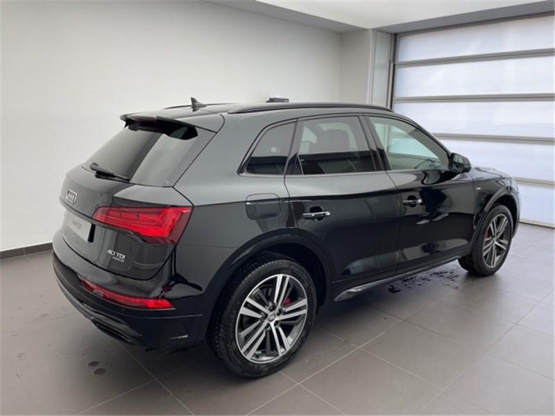 Photo 7 de l'offre de AUDI Q5 40 TDI 204 S TRONIC 7 QUATTRO à 66990€ chez Excel Automobiles – Audi Brest
