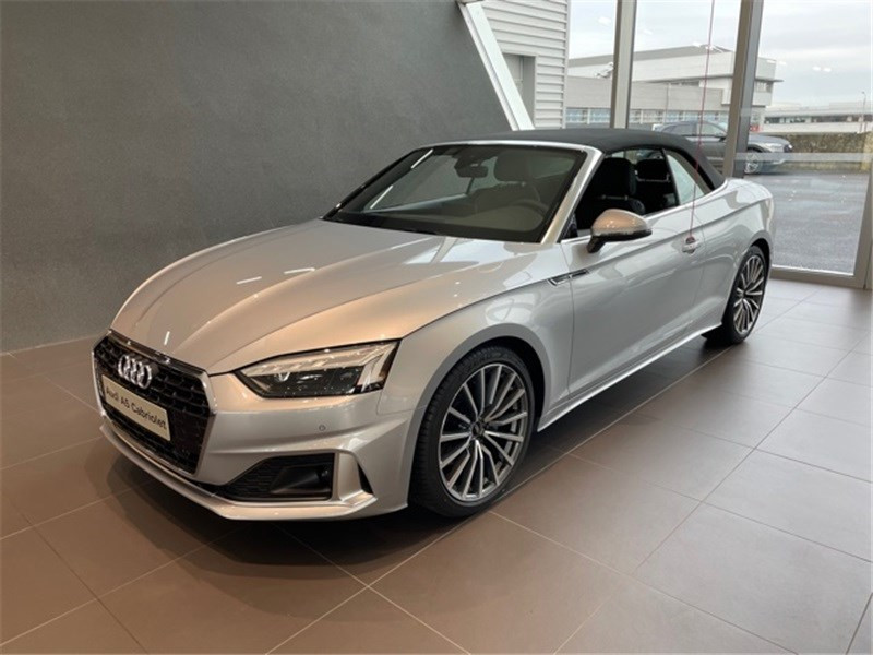 Photo 1 de l'offre de AUDI A5 40 TFSI 204 S TRONIC 7 à 58490€ chez Excel Automobiles – Audi Brest