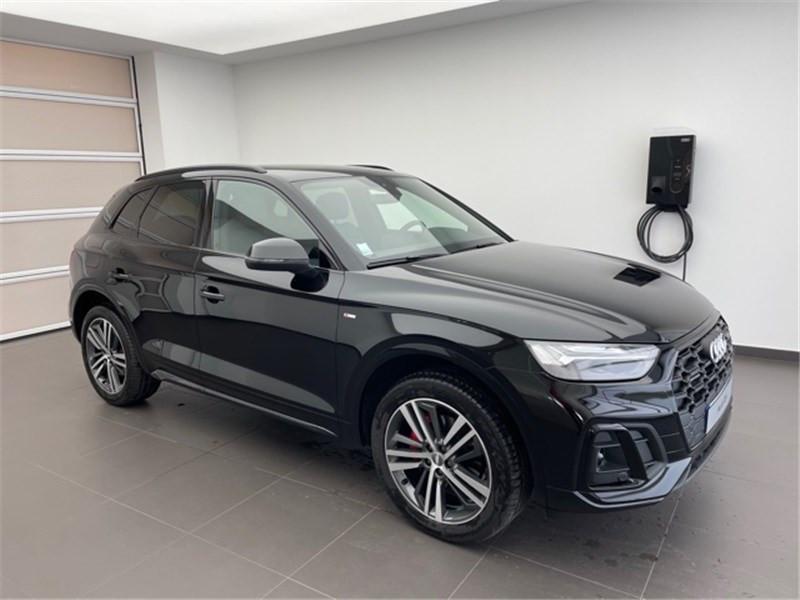 Photo 1 de l'offre de AUDI Q5 40 TDI 204 S TRONIC 7 QUATTRO à 66990€ chez Excel Automobiles – Audi Brest