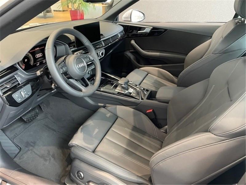 Photo 3 de l'offre de AUDI A5 40 TFSI 204 S TRONIC 7 à 58490€ chez Excel Automobiles – Audi Brest