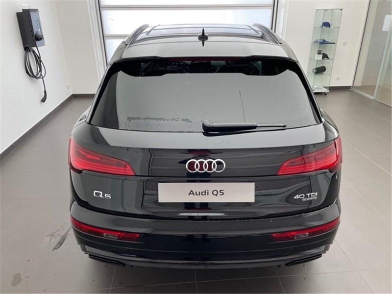 Photo 6 de l'offre de AUDI Q5 40 TDI 204 S TRONIC 7 QUATTRO à 66990€ chez Excel Automobiles – Audi Brest