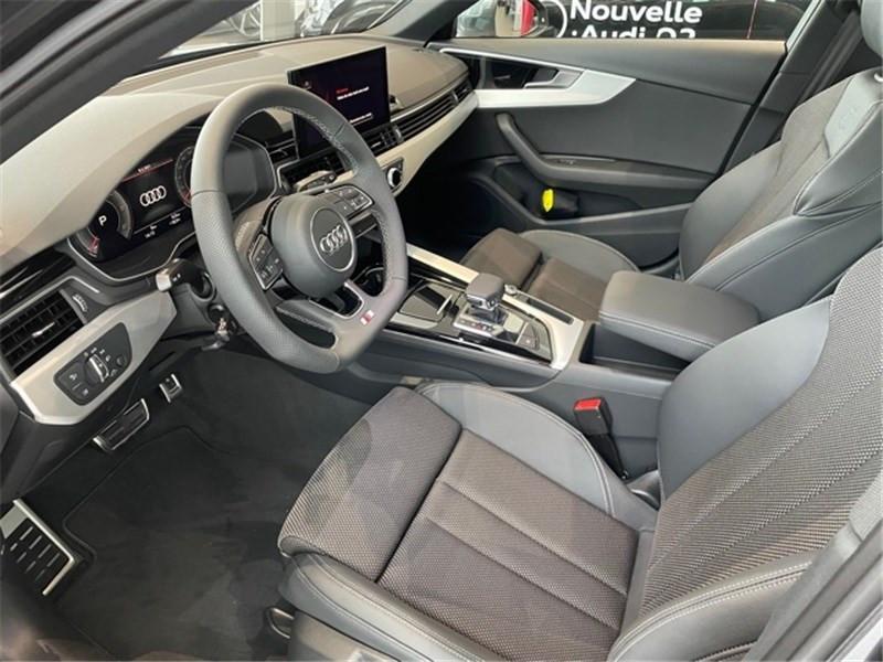 Photo 3 de l'offre de AUDI A4 35 TDI 163 S TRONIC 7 à 47490€ chez Excel Automobiles – Audi Brest