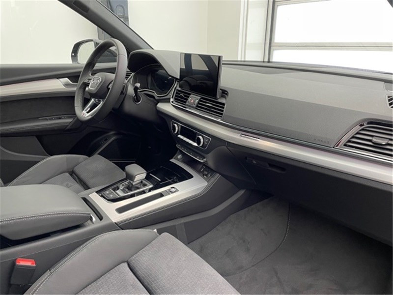 Photo 3 de l'offre de AUDI Q5 40 TDI 204 S TRONIC 7 QUATTRO à 66990€ chez Excel Automobiles – Audi Brest