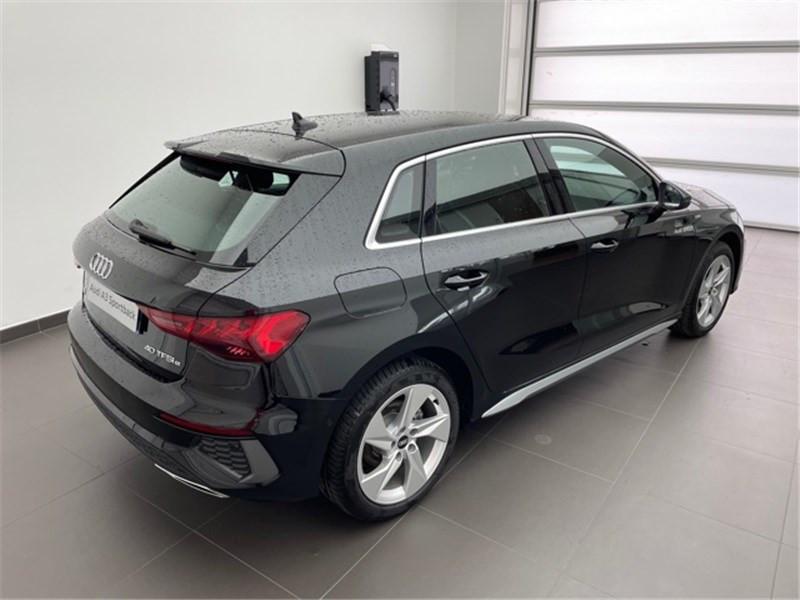 Photo 8 de l'offre de AUDI A3/S3 40 TFSIE 204 S TRONIC 6 à 47990€ chez Excel Automobiles – Audi Brest