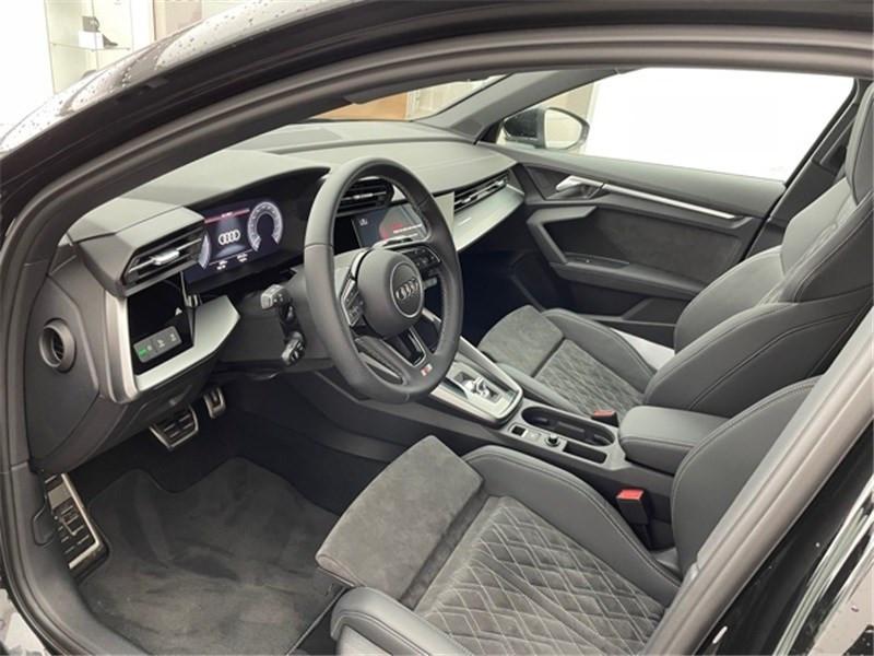 Photo 4 de l'offre de AUDI A3/S3 40 TFSIE 204 S TRONIC 6 à 47990€ chez Excel Automobiles – Audi Brest