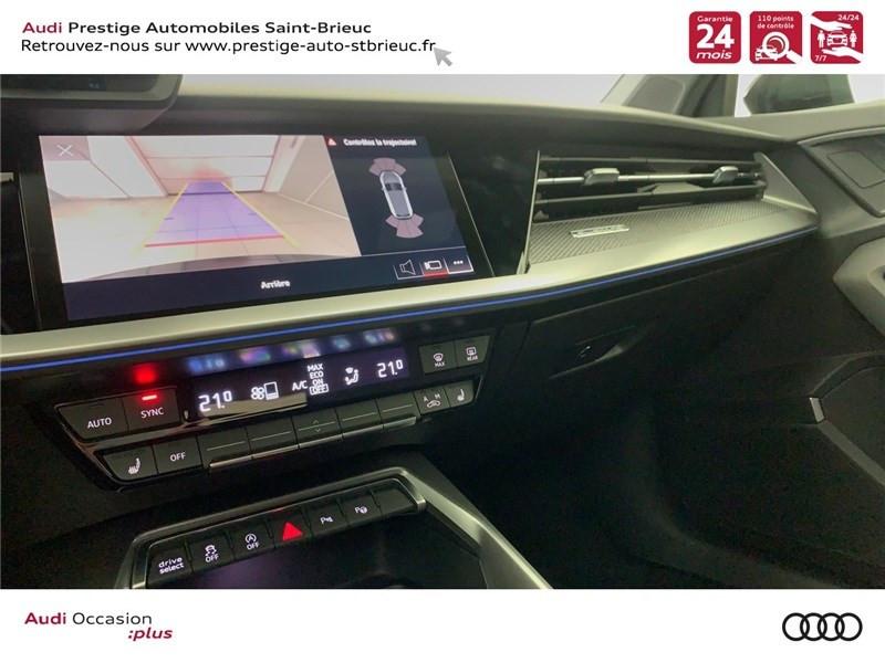 Photo 12 de l'offre de AUDI A3/S3 53 TFSI 310 S TRONIC 7 QUATTRO à 69900€ chez Prestige Automobiles – Audi St Brieuc