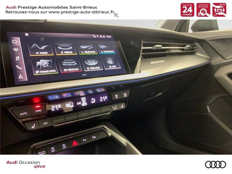 Photo 11 de l'offre de AUDI A3/S3 53 TFSI 310 S TRONIC 7 QUATTRO à 69900€ chez Prestige Automobiles – Audi St Brieuc