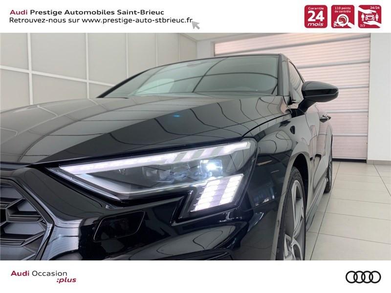 Photo 17 de l'offre de AUDI A3/S3 53 TFSI 310 S TRONIC 7 QUATTRO à 69900€ chez Prestige Automobiles – Audi St Brieuc