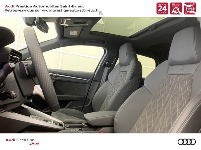Photo 8 de l'offre de AUDI A3/S3 53 TFSI 310 S TRONIC 7 QUATTRO à 69900€ chez Prestige Automobiles – Audi St Brieuc