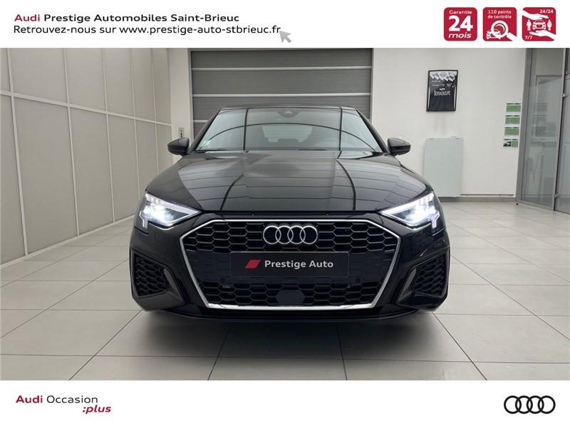 Photo 2 de l'offre de AUDI A3 SPORTBACK A3 SB NF 40 TFSI E 1.4 TFSI 204CH S TRONIC 6 à 44900€ chez Prestige Automobiles – Audi St Brieuc