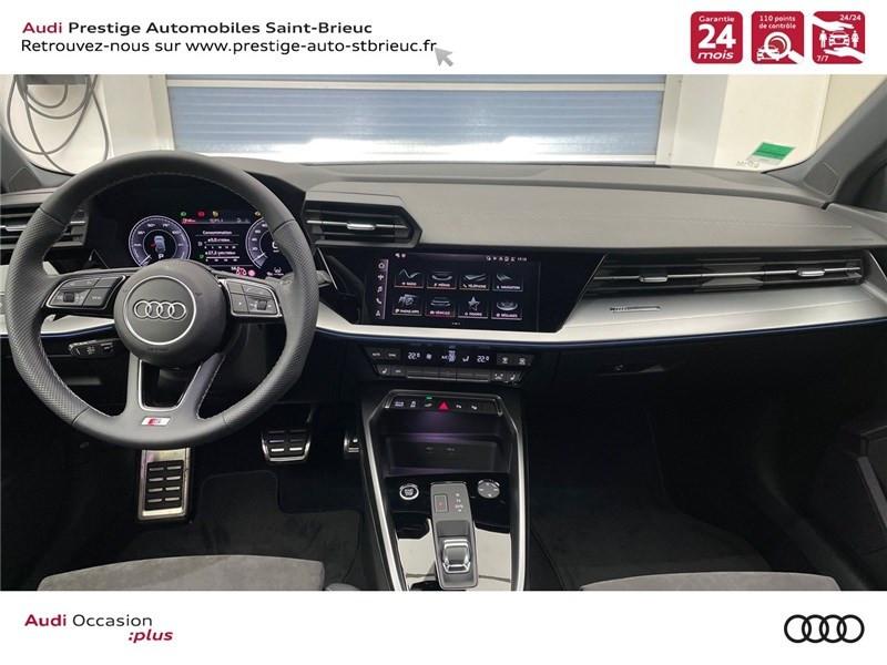 Photo 5 de l'offre de AUDI A3 SPORTBACK A3 SB NF 40 TFSI E 1.4 TFSI 204CH S TRONIC 6 à 44900€ chez Prestige Automobiles – Audi St Brieuc