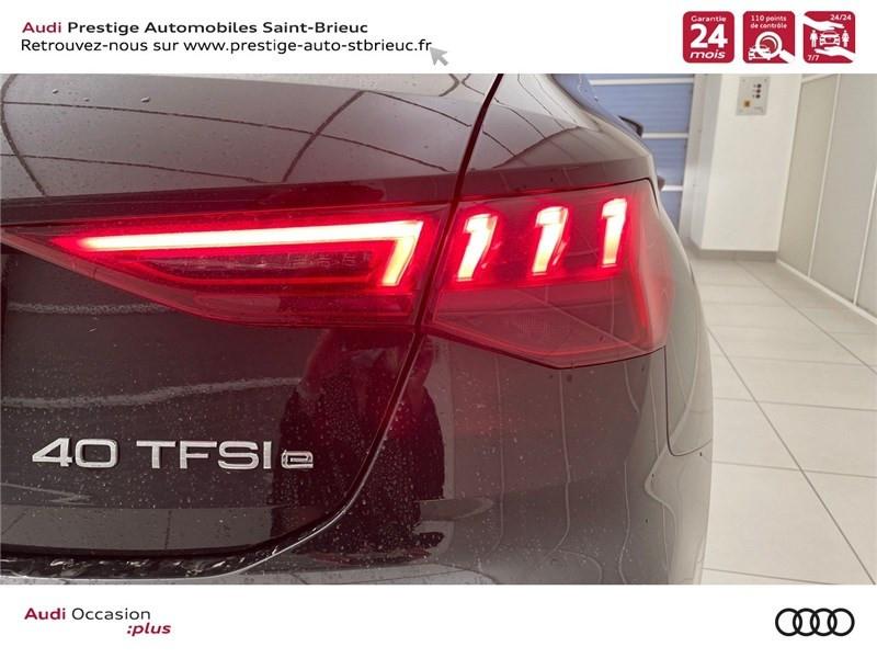 Photo 9 de l'offre de AUDI A3 SPORTBACK A3 SB NF 40 TFSI E 1.4 TFSI 204CH S TRONIC 6 à 44900€ chez Prestige Automobiles – Audi St Brieuc