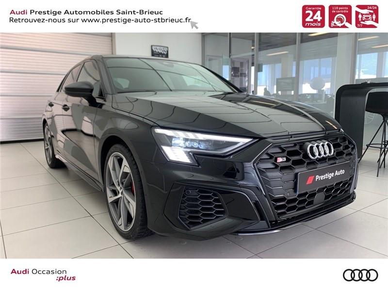 Photo 3 de l'offre de AUDI A3/S3 53 TFSI 310 S TRONIC 7 QUATTRO à 69900€ chez Prestige Automobiles – Audi St Brieuc
