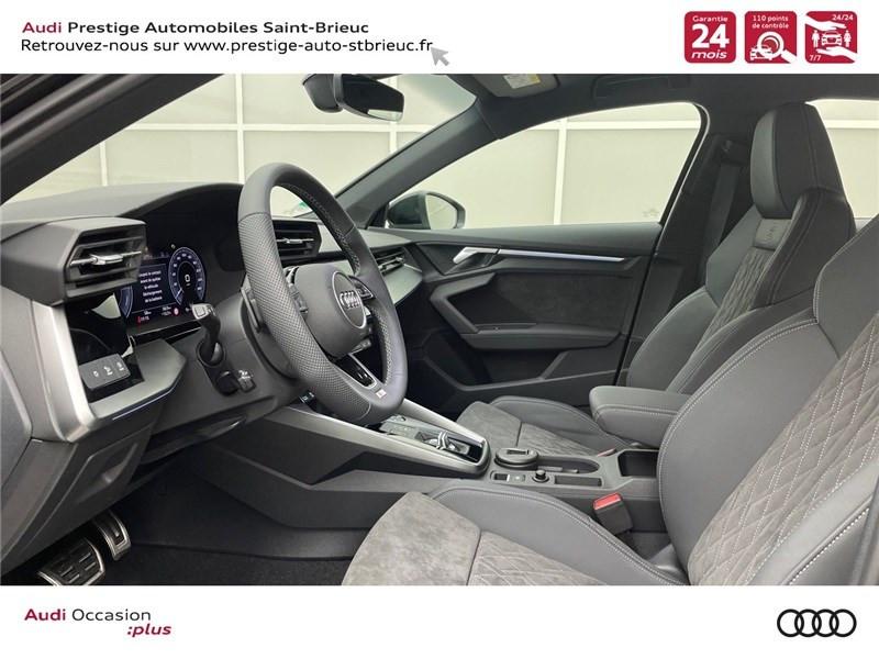Photo 6 de l'offre de AUDI A3 SPORTBACK A3 SB NF 40 TFSI E 1.4 TFSI 204CH S TRONIC 6 à 44900€ chez Prestige Automobiles – Audi St Brieuc