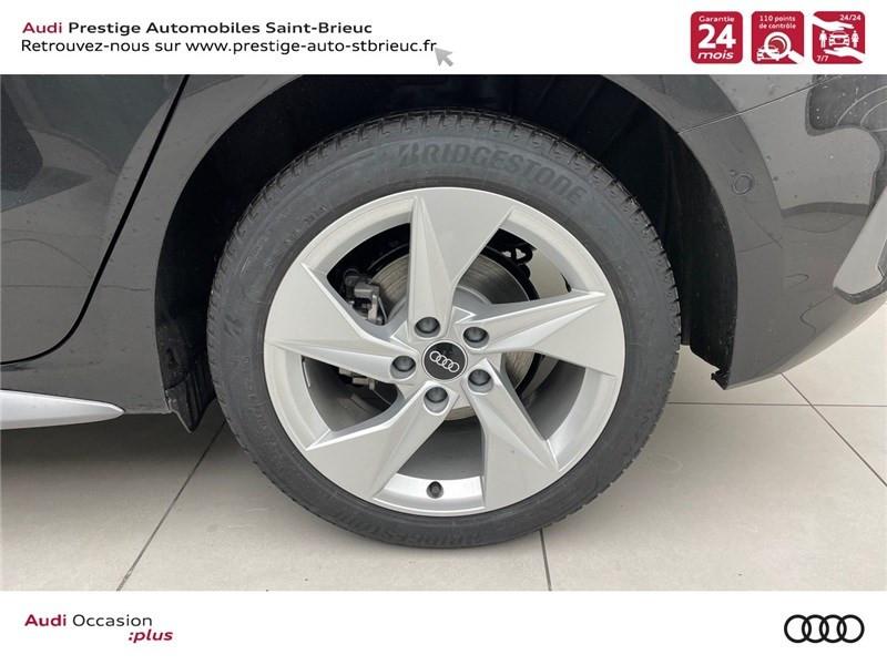 Photo 8 de l'offre de AUDI A3 SPORTBACK A3 SB NF 40 TFSI E 1.4 TFSI 204CH S TRONIC 6 à 44900€ chez Prestige Automobiles – Audi St Brieuc