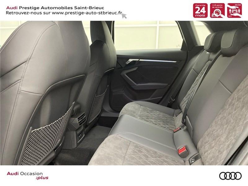 Photo 7 de l'offre de AUDI A3 SPORTBACK A3 SB NF 40 TFSI E 1.4 TFSI 204CH S TRONIC 6 à 44900€ chez Prestige Automobiles – Audi St Brieuc