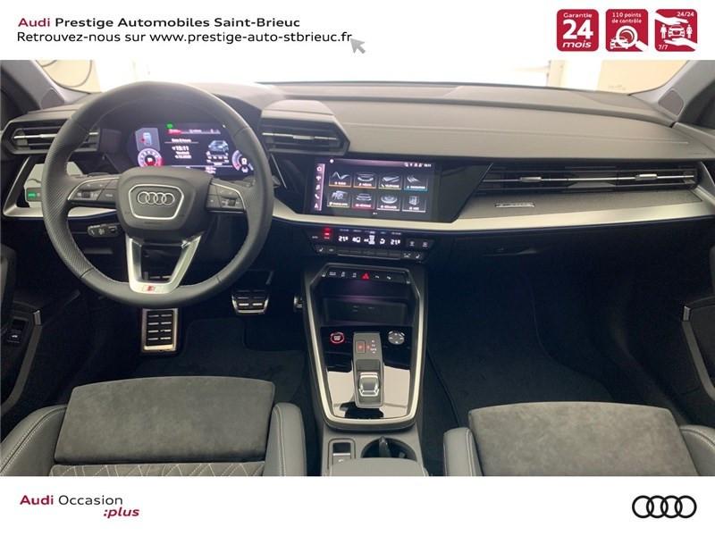 Photo 6 de l'offre de AUDI A3/S3 53 TFSI 310 S TRONIC 7 QUATTRO à 69900€ chez Prestige Automobiles – Audi St Brieuc