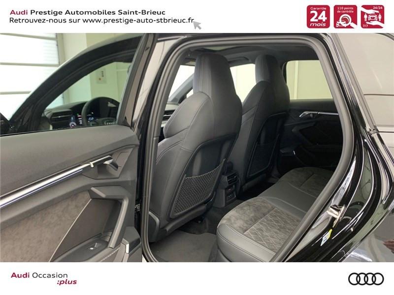 Photo 9 de l'offre de AUDI A3/S3 53 TFSI 310 S TRONIC 7 QUATTRO à 69900€ chez Prestige Automobiles – Audi St Brieuc