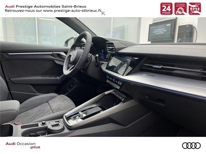 Photo 12 de l'offre de AUDI A3 SPORTBACK A3 SB NF 40 TFSI E 1.4 TFSI 204CH S TRONIC 6 à 44900€ chez Prestige Automobiles – Audi St Brieuc